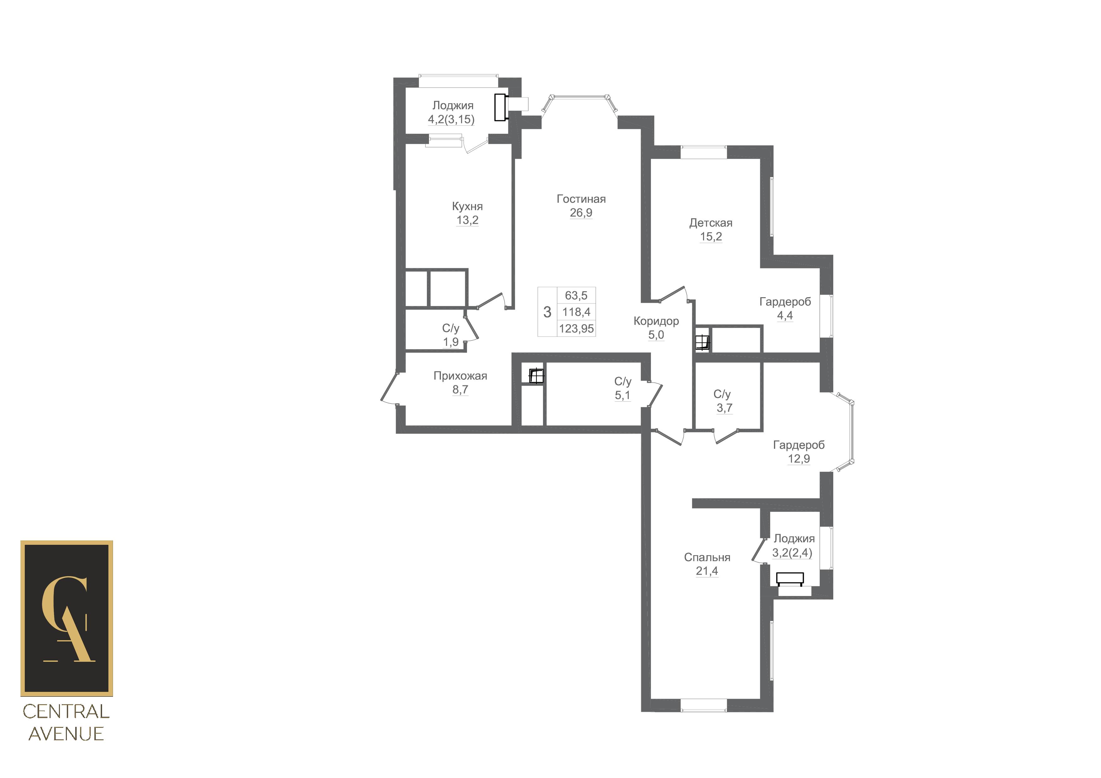 Квартира 60а