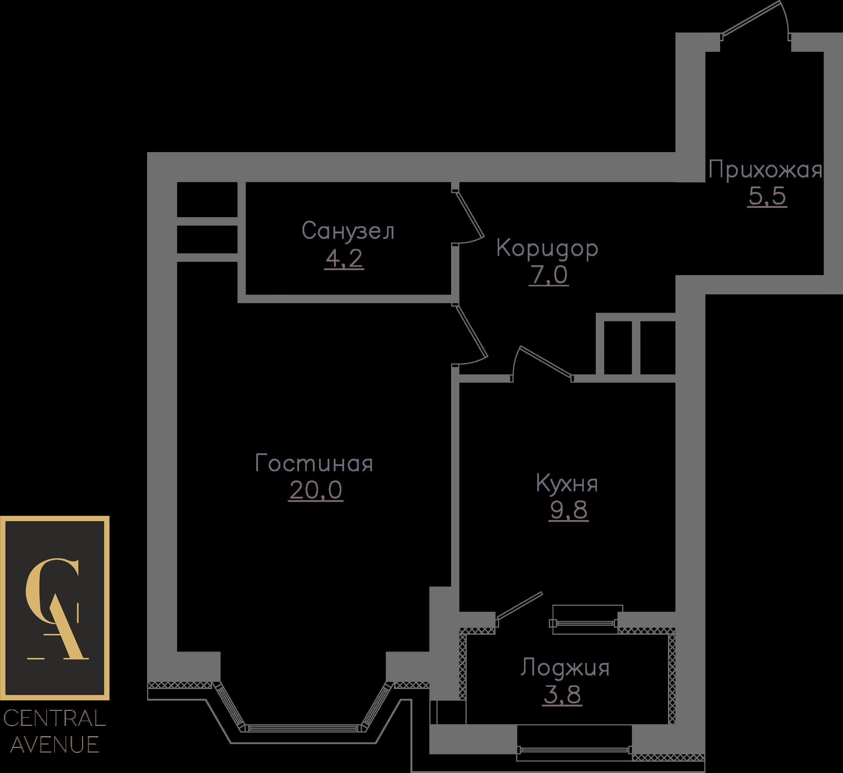 Квартира 53 б