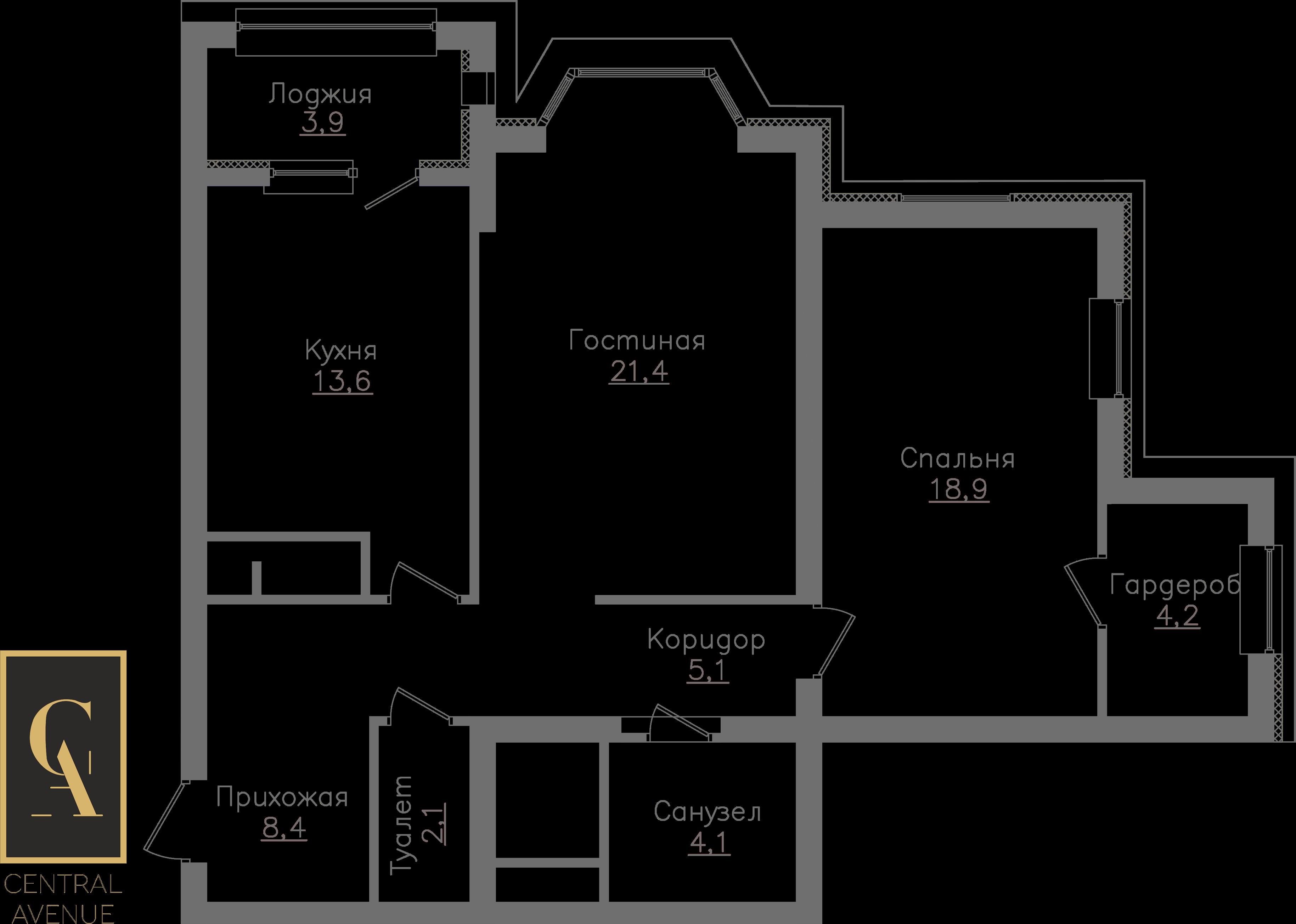 Квартира 60 б