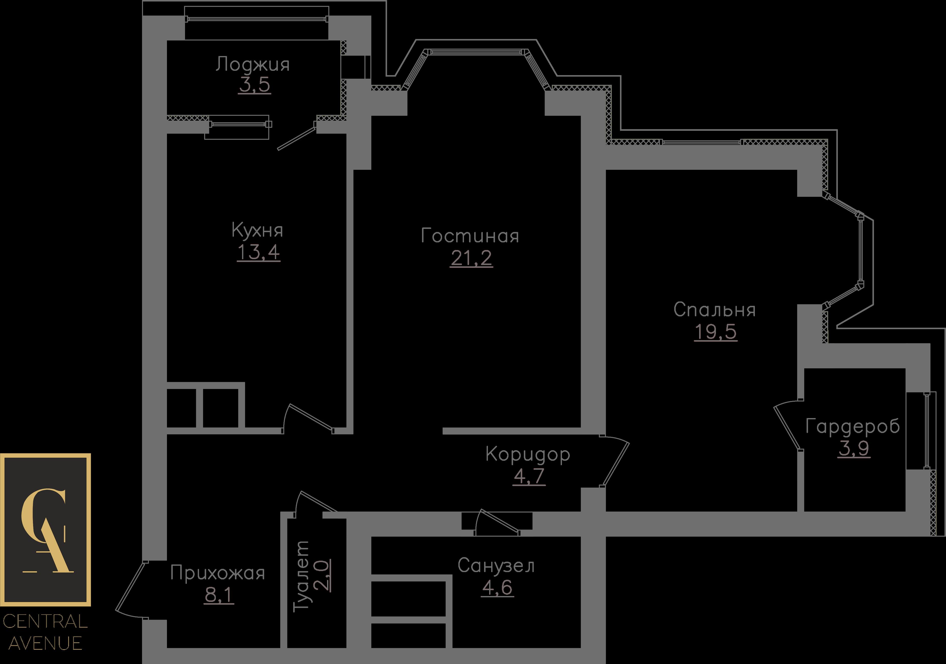 Квартира 25 б