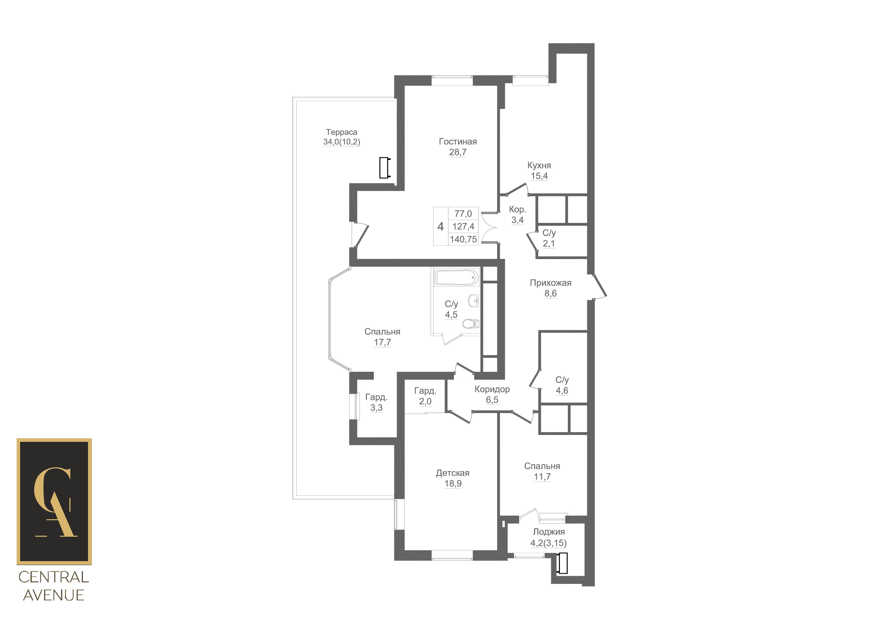 Квартира 88а