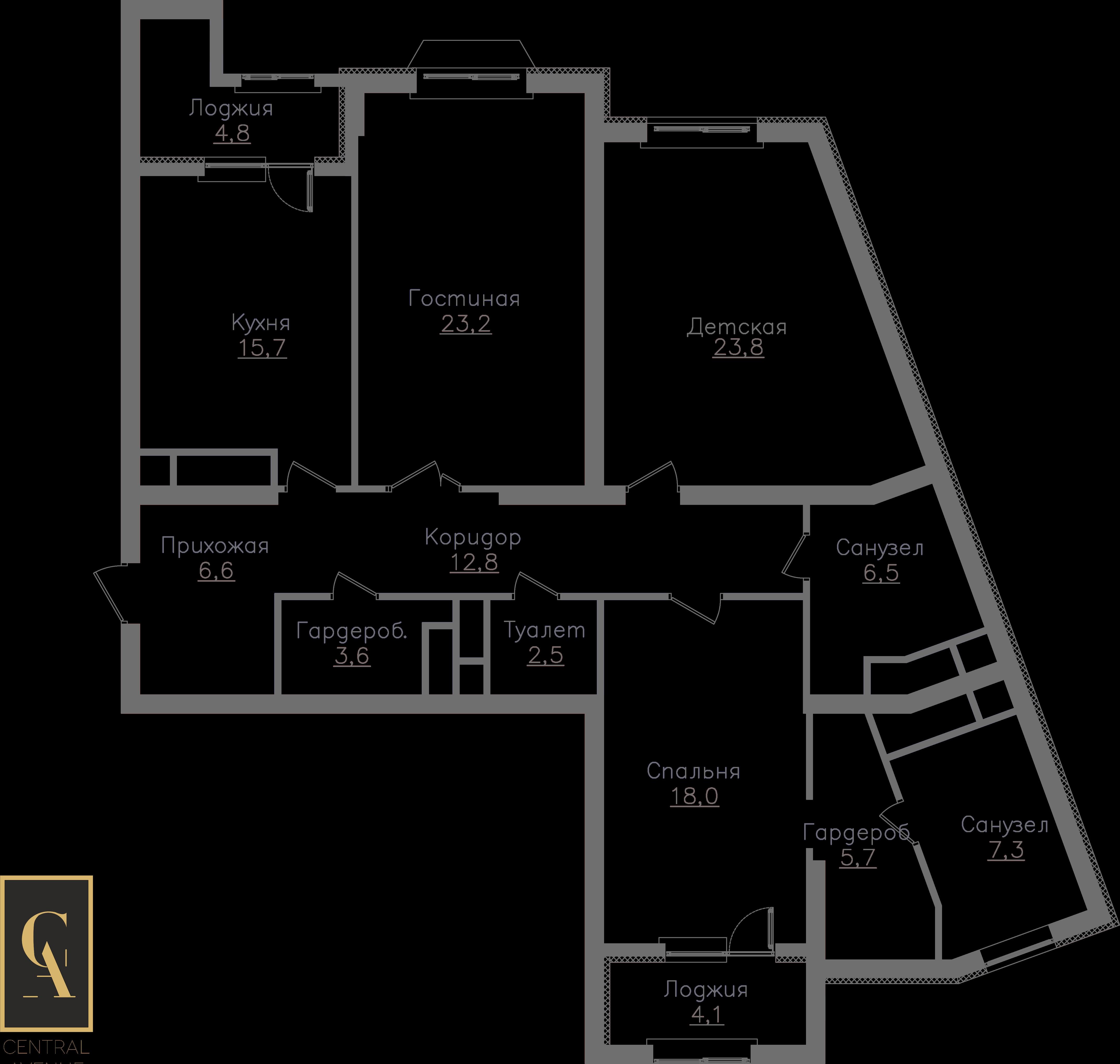 Квартира 44