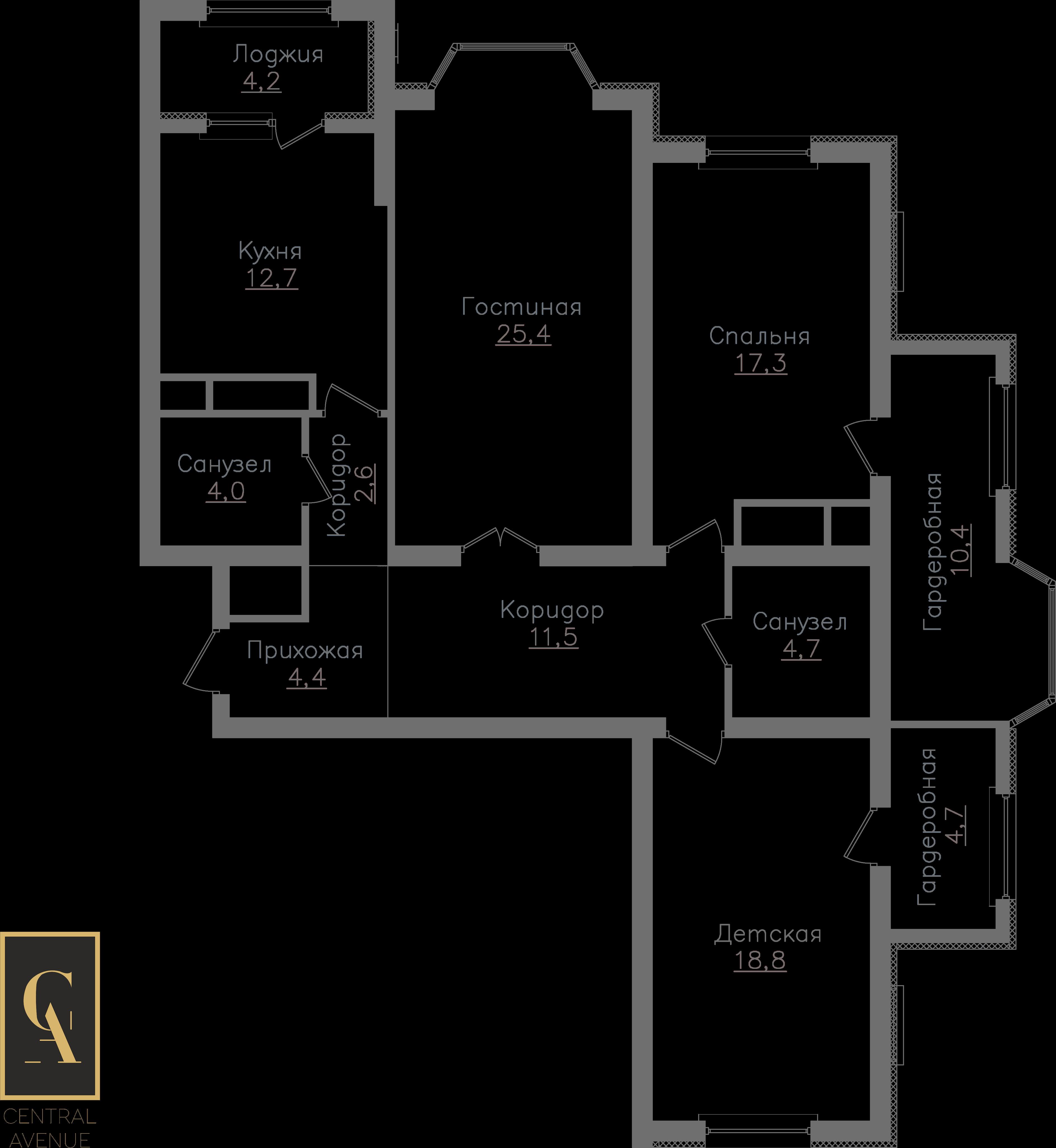 Квартира 179